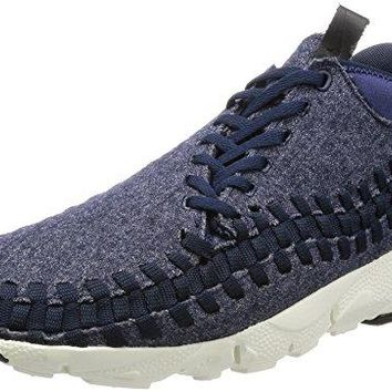NIKE Men's Air Footscape Woven Chukka Ankle-High Fashion Sneaker