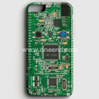 Green Circuit Board Iphone 6 Plus/6S Plus Case | Aneend