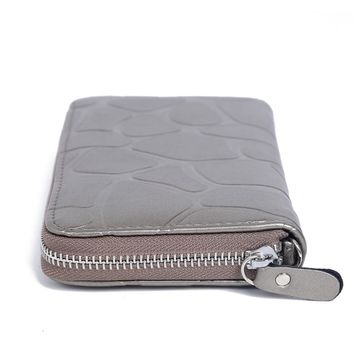 2017 casual womens wallets and coin purse PU leather long zipper wallet  ladies travel Clutch Bag credit Card Holder carteiras