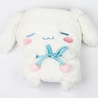 Cinnamoroll Folding Blanket: Sleepy