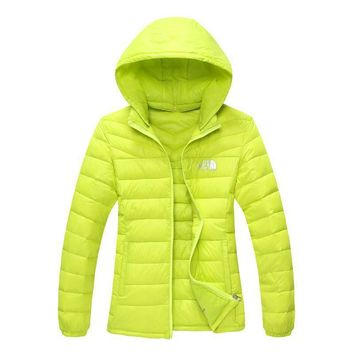 The North Face women down jacket