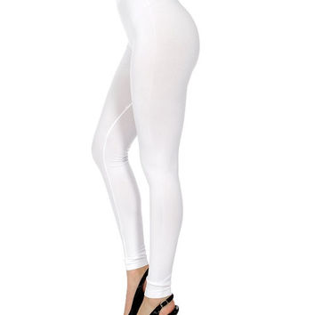 Seamless Solid Leggings