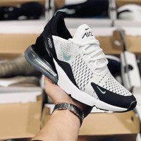 NIKE Air Max 270 white Basketball shoes size 36-45