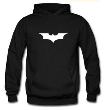 Batman Fashion Sweater,Unisex Leisure Hoodies Sweater,Lovers Sweater(if you are fatter than normal people,please choose one size up cloth) = 1927954692
