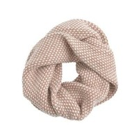CHEVRON CHECKER SNOOD