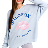 WIldfox CA Sommers Sweater - Wildfox