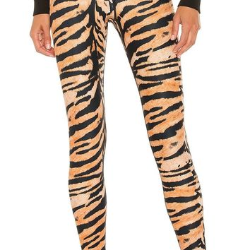 Beach Riot Cara Legging Tiger