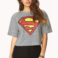 Fancy Superman Tee