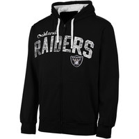 Oakland Raiders Bring It Hoodie – Black