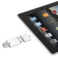 The Only Read And Write iPad Flash Drive.