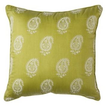 Mudhut™ Bindi Embroidered Decorative Pillow