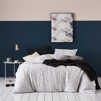 Empire Jersey Quilt Cover Cloud