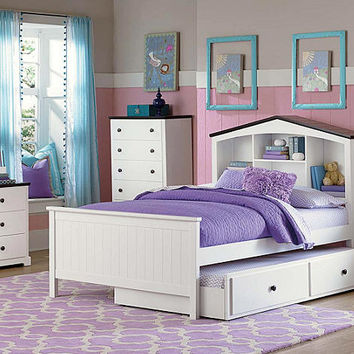 Josie Full Size Dollhouse Bed