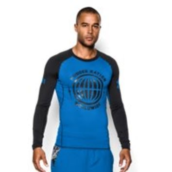 Under Armour Men's UA Tough Mudder Graphic Long Sleeve Compression