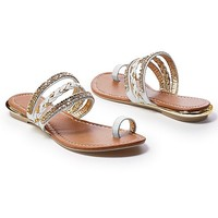 Women's Embellished sandal