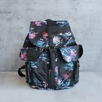 herschel supply co. - womens dawson backpack - floral blur