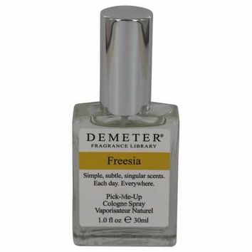 Demeter by Demeter Freesia Cologne Spray (unboxed) 1 oz (Women)