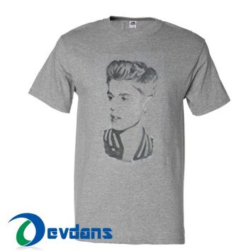 Justin Bieber T Shirt Women And Men Size S To 3XL   Justin Bieber T Shirt