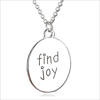 Gift Jewelry New Arrival Shiny Stylish Hot Sale Alphabet Pendant Gifts Necklace [8026137543]