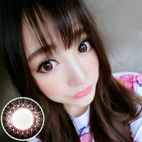 Circle lenses VASSEN- Lace color (Pink)