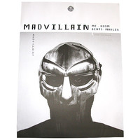 Madvillain | Madvillainy Poster XL | Stones Throw Records