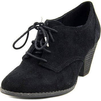 Dr. Scholl's Cheer Round Toe Suede Bootie | Overstock.com Shopping - The Best Deals on Boots