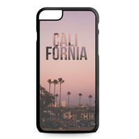 Newport California iPhone 6 Plus Case