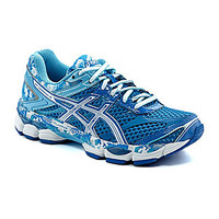 ASICS Women's Gel-Cumulus 16 Running Shoes - Aqua/White/Blue Ribbon