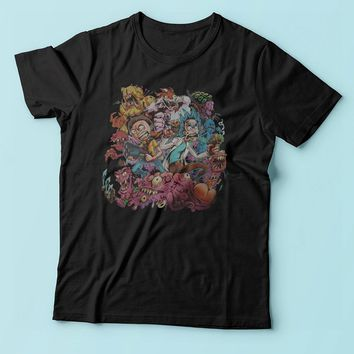 Apple Watch Face Rick And Morty Men'S T Shirt