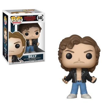 Billy at Halloween Funko Pop! Television Stranger Things