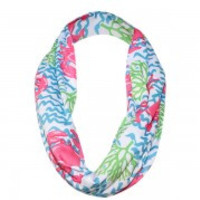 Simply Southern Infinity Scarf (Blue Crab)