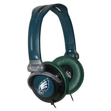 Slim DJ Headphones - Philadelphia Eagles