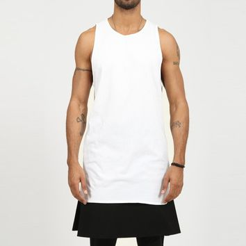 Indie Designs Fear Of God Inspired Basic Long Tank Top