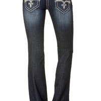 AMY BOOT CUT JEAN