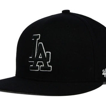 Los Angeles Dodgers MLB Sure Shot '47 Snapback Cap