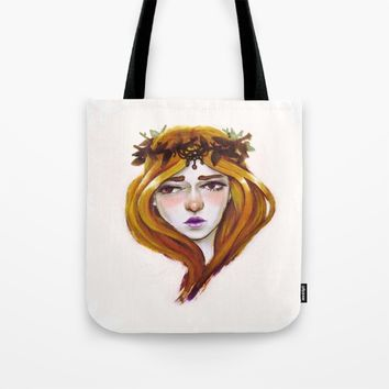 Peace Tote Bag by Ben Geiger