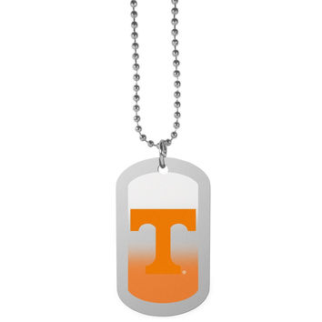 Tennessee Volunteers Team Tag Necklace CTNP25