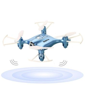 Syma X21W Mini Drone with Camera HD WIFI FPV Real-time Altitude Hold Dron 2.4GHz 4CH Remote Control RC Quadcoper Helicopter