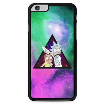 Rick And Morty Space 1 iPhone 6 Plus / 6s Plus Case