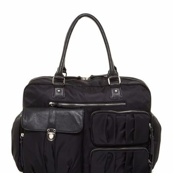 Bueno of California Utility Gym Weekender Travel Duffle Bag