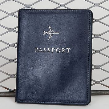 Fossil Travel Passport Case