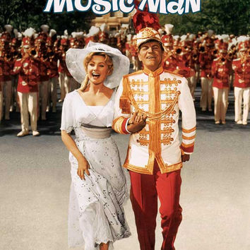 The Music Man 27x40 Movie Poster (1962)
