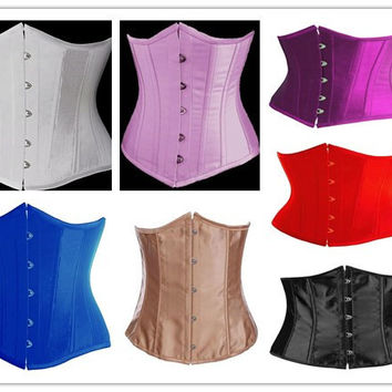 Luxury Slim Stylish Palace Corset Underwear [4965331204]