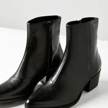 Vagabond Mandy Leather Ankle Boot - Urban Outfitters