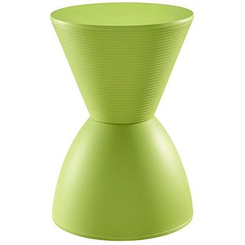 LexMod Haste Stool, Green