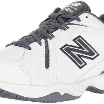 new balance men s 608v4 comfort pack training cross trainer shoe white outerspace 16 4e us