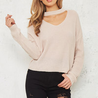 Mad Love Knit Dusty Pink