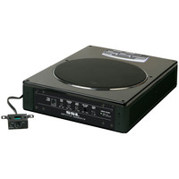 """Soundstorm Low-profile Amplified Subwoofer (8"""" 600 Watts)"""