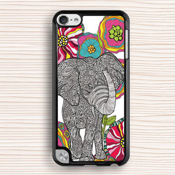 special ipod touch 5 case,elephant  flower ipod 4 case,new design ipod 5 case,personalized ipod touch 5 case,beautiful ipod touch 5 case,art elephant ipod touch 4,geometrical elephant flower gift ipod touch 4