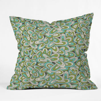 Heather Dutton Just Swell Throw Pillow